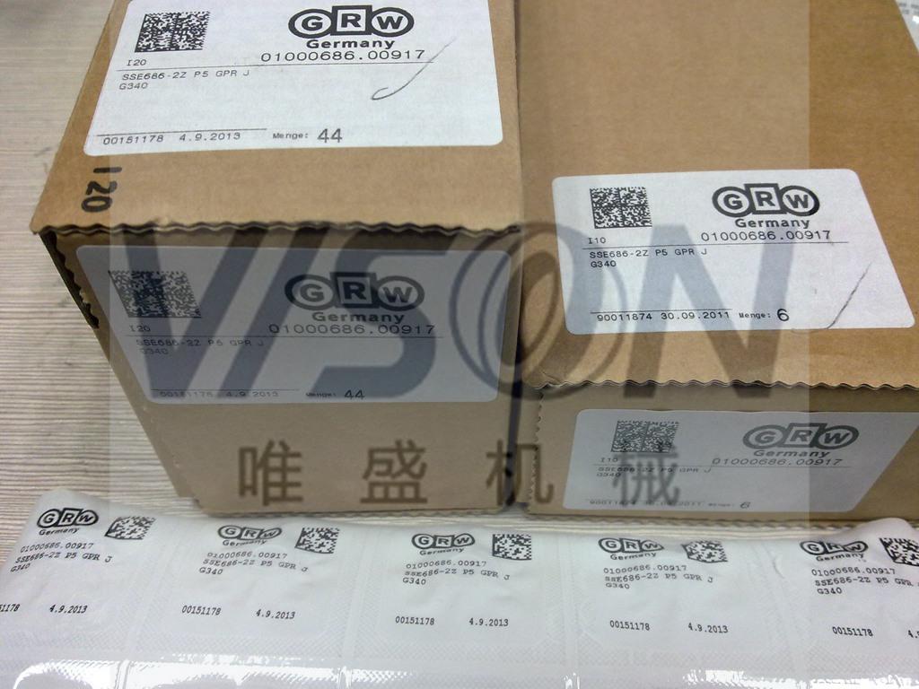 HYSV7800A-2VZCP4TAXUL15% 德国GRW轴承 供应美国STANDARD轴承 原装